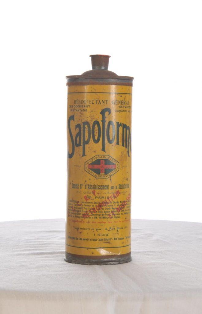 bidon sapoforme ancien